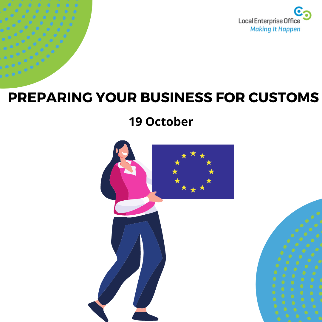 Preparing Your Business for Customs October