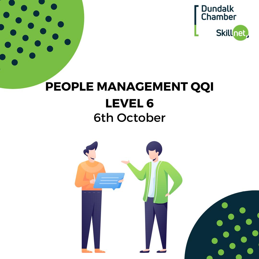 People Management  QQI Level 6 October