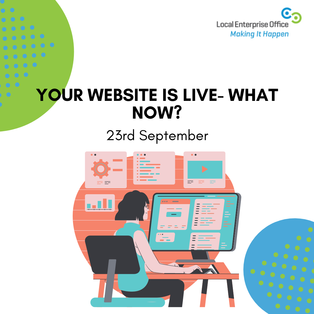 Your Website is Live  What Now
