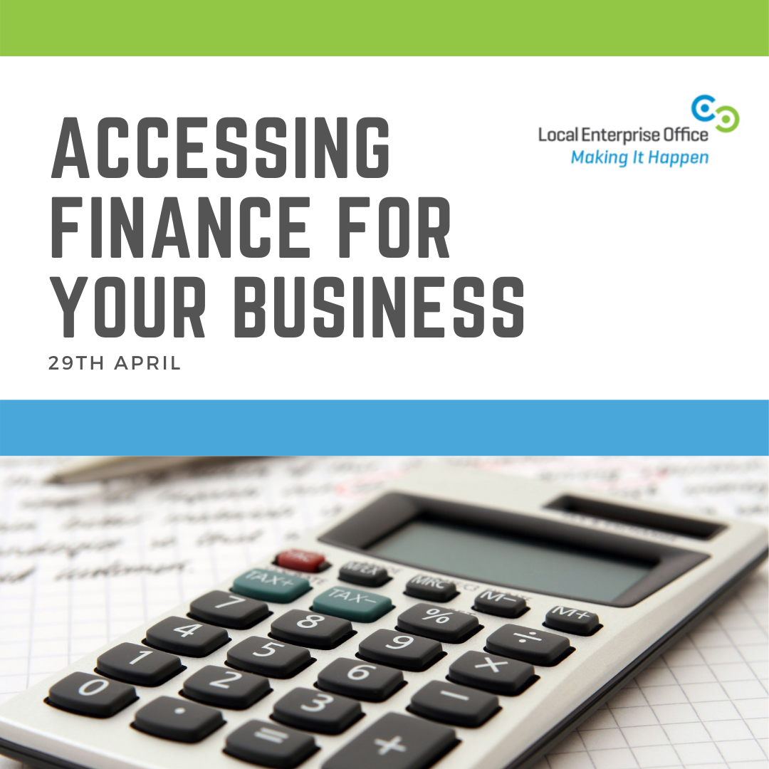 Accessing Finance for your Business