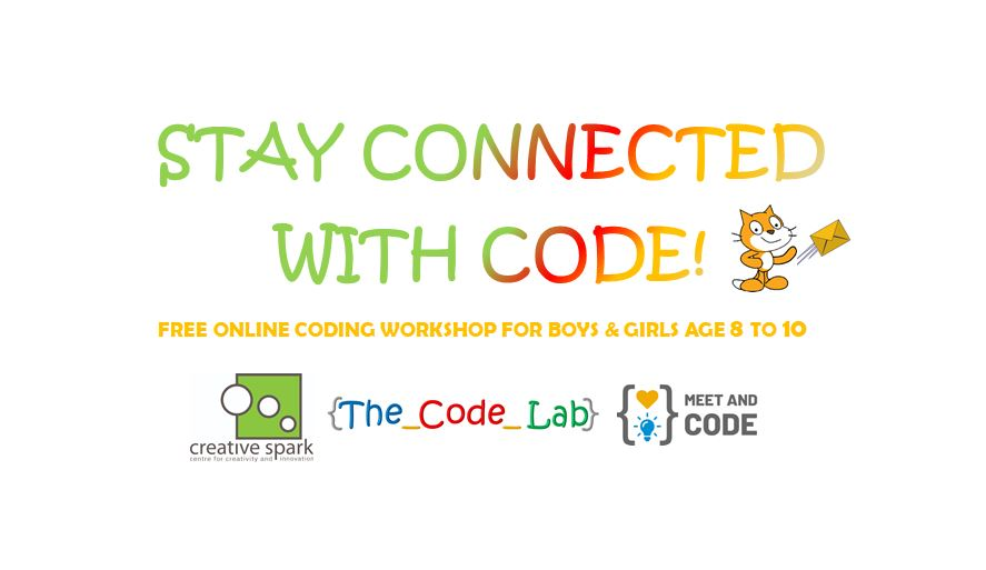 Free Coding Event for boys and Girls Age 8 to 10