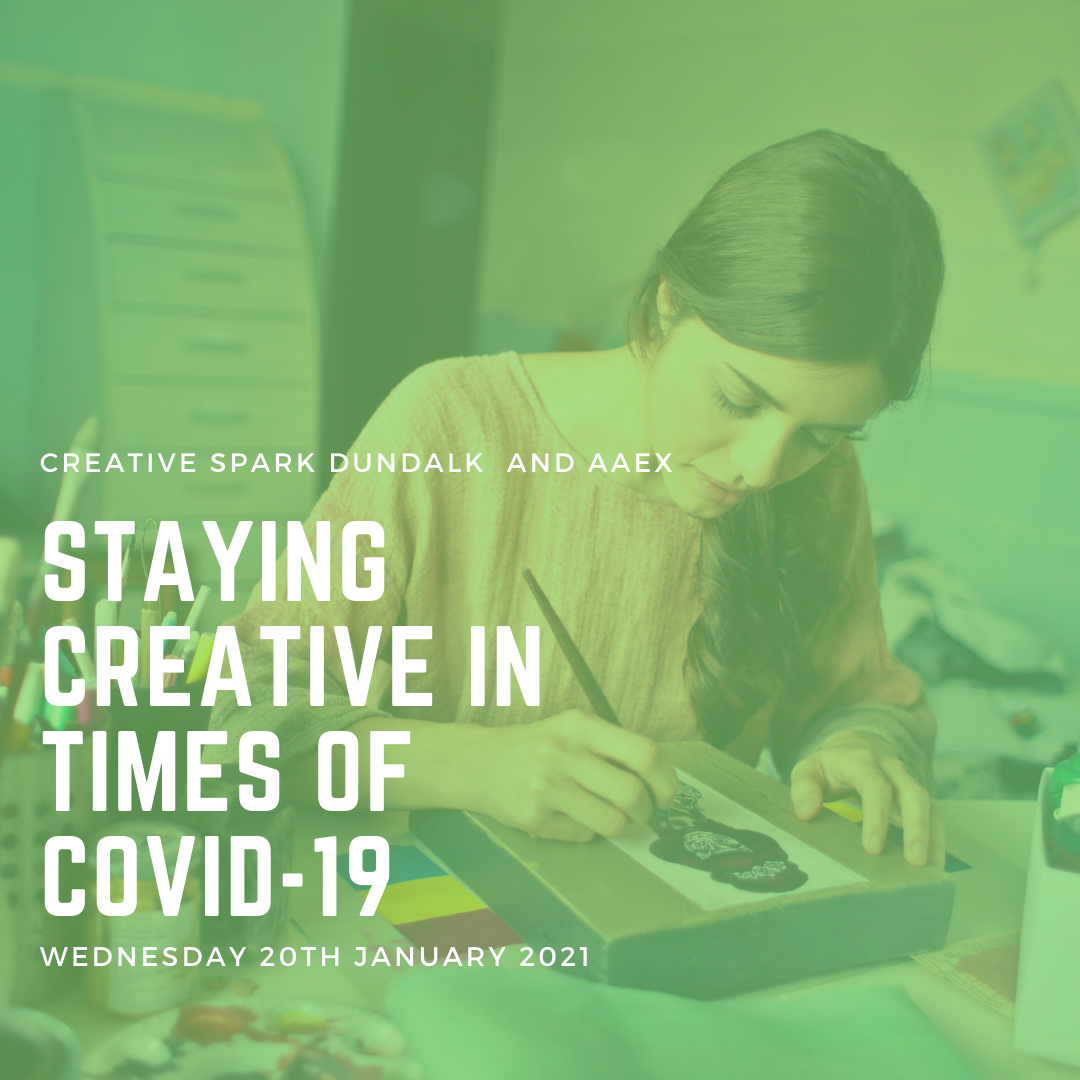 Staying Creative in Times of COVID