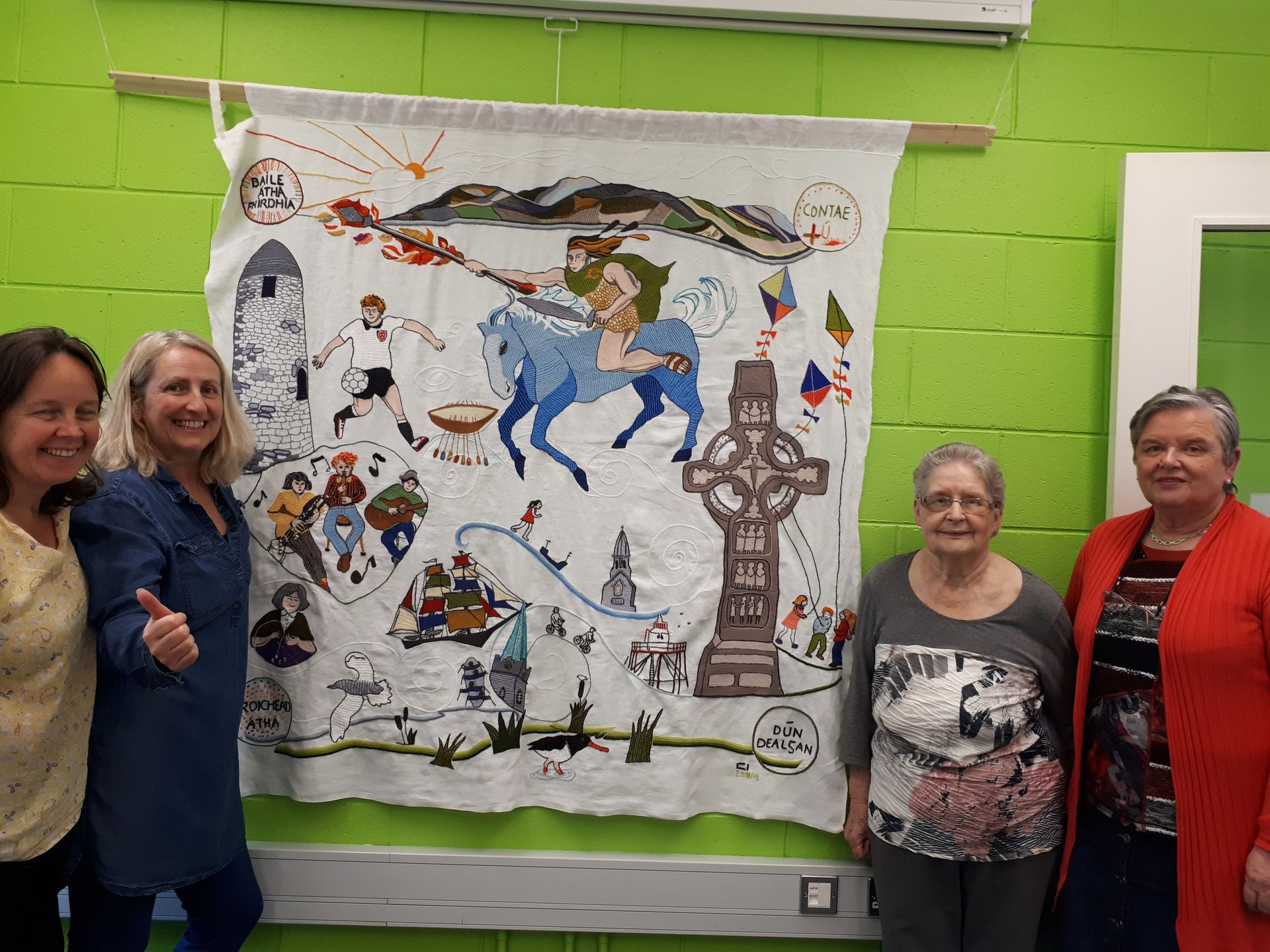 Community Tapestry Project 2018-19