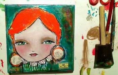 2019 Childrens Painting 7-12 years April