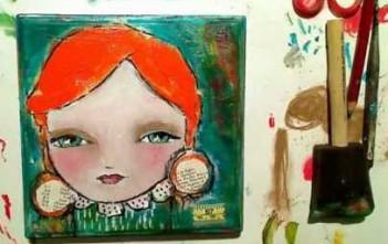 Painting (Children ~7-12 years) starting Tuesday 24 September 2019