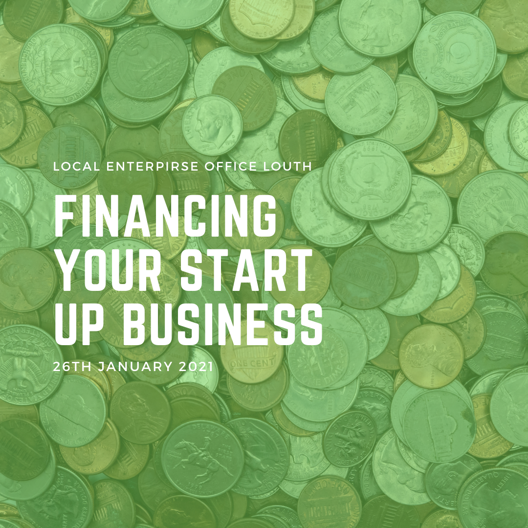 Financing your Start-Up Business