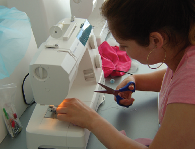 Sewing Machine Projects (adults) May 2019 10 weeks