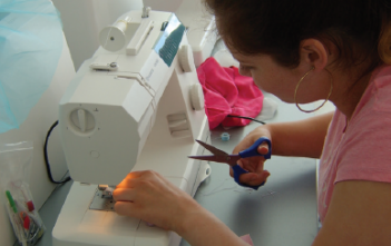 Sewing Machine Projects Beginners / Improvers (Adults) 31 January 2020