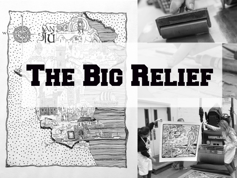 the big relief 7.30pm session